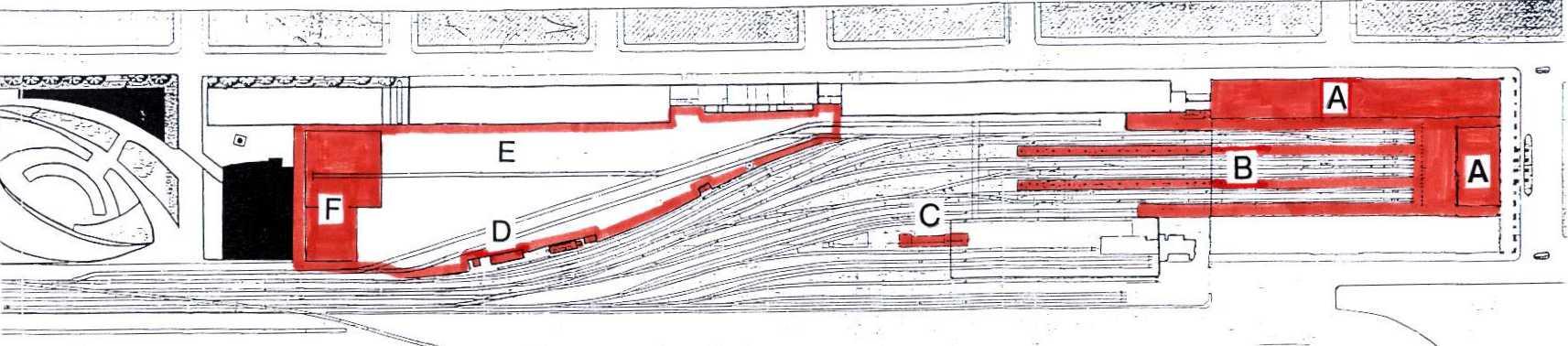 Espacios ferrocarril